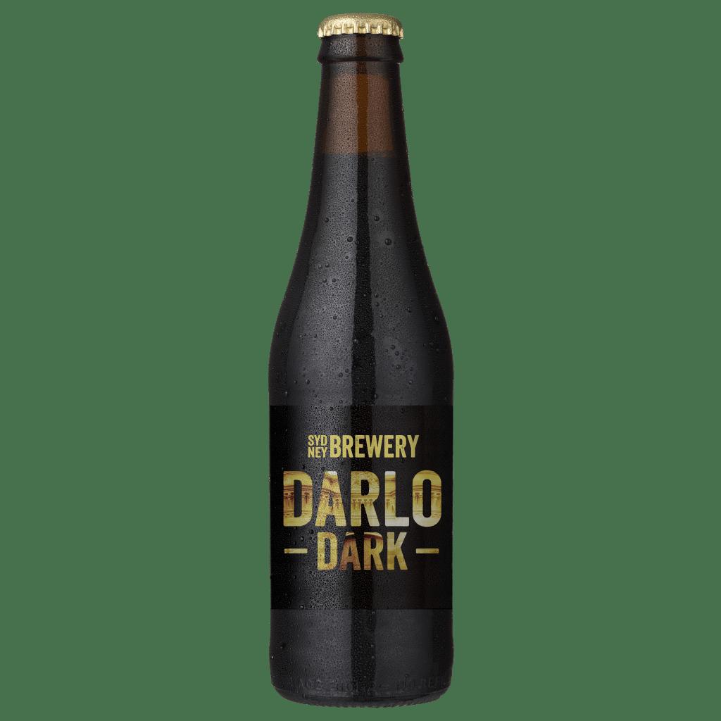Darlo Dark bottles Sydney Brewery