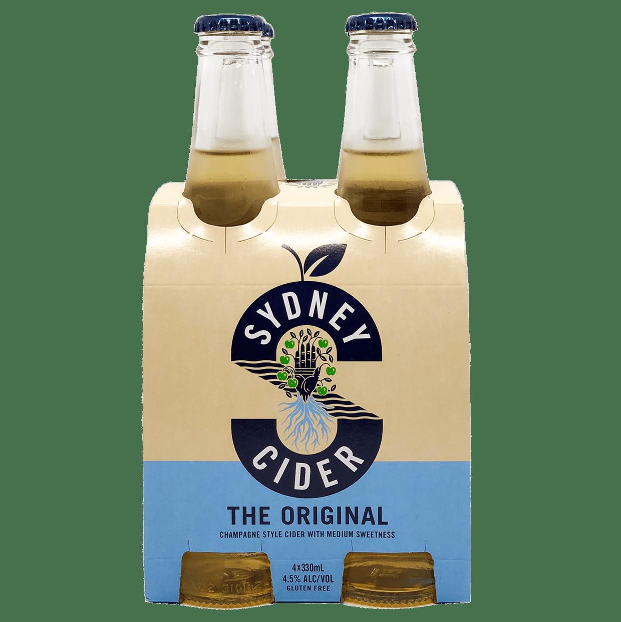 Sydney Cider Bottles