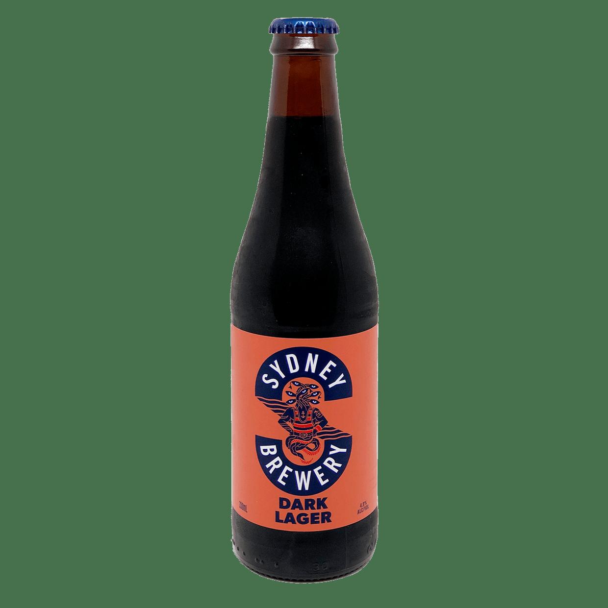 Dark Lager bottles Sydney Brewery