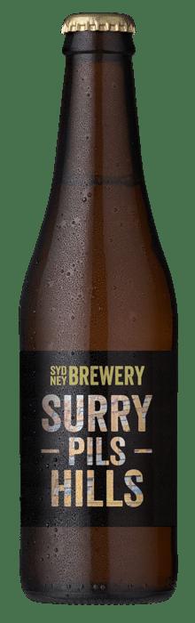 Surry Hills Pils Sydney brewery craft beer pilsner
