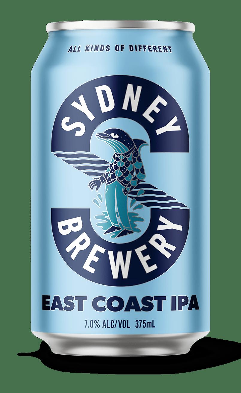 Sydney Brewery East Coast IPA Can