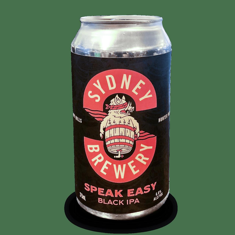 Speak Easy Black IPA