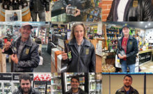 Sydney Brewery Bomber Jacket Winners