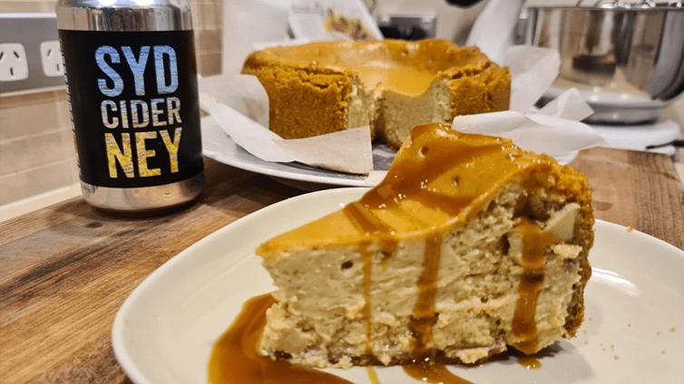 Apple Cider Cheesecake Recipe