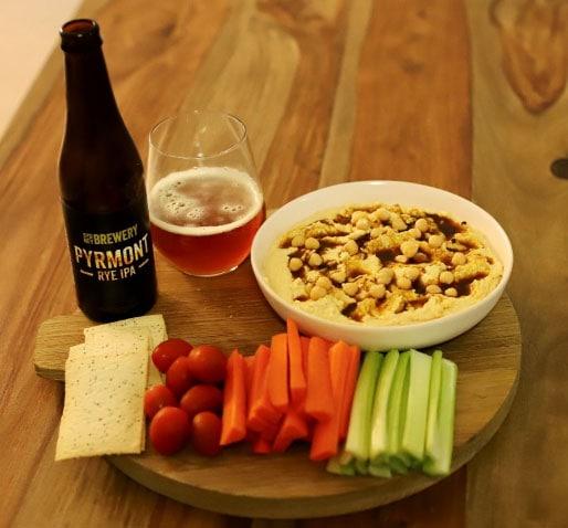 IPA Hummus recipe
