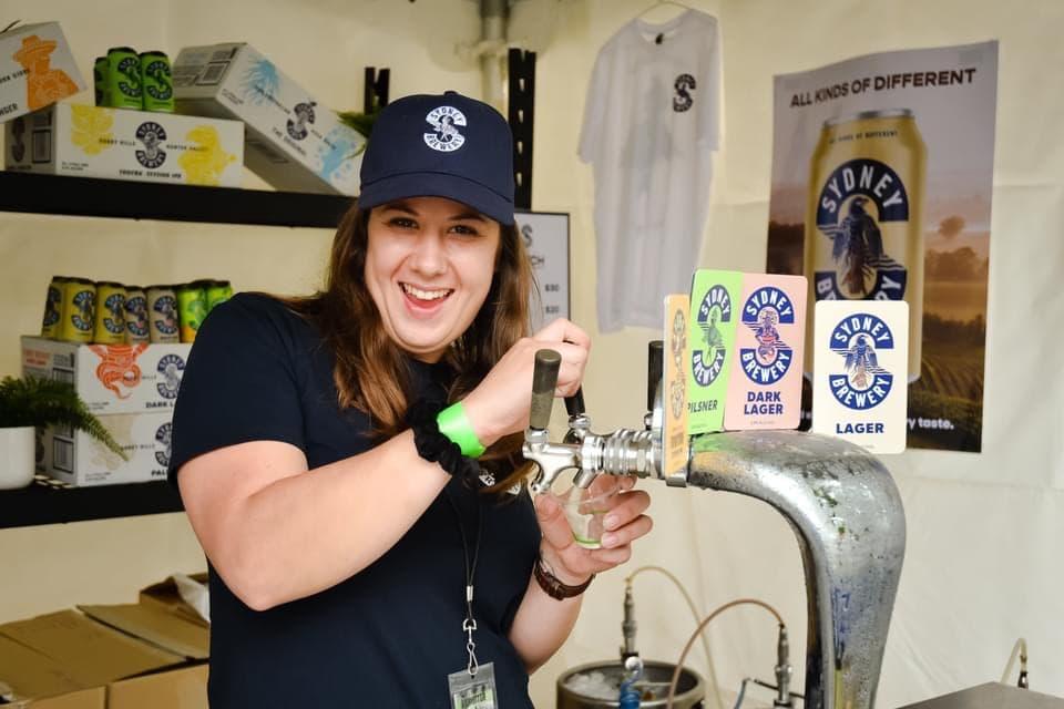 Sydney Brewery hat
