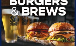Monday Burgers and Brews Surry Hills