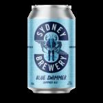 Blue Swimmer Summer Ale - Sydney Brewery