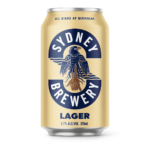 Sydney Brewery Lager - Lovedale Lager