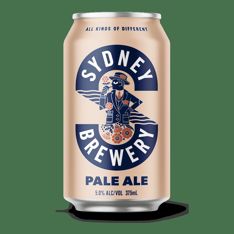 Pale Ale - Sydney Brewery Paddo Pale
