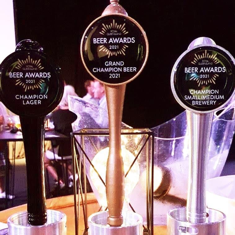 Award winning beer