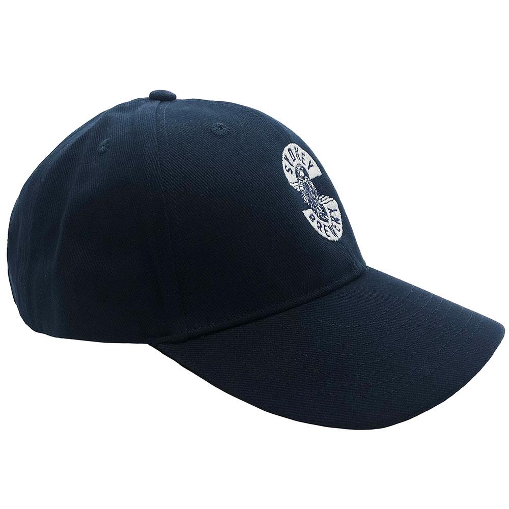 Navy blue hunter valley hat