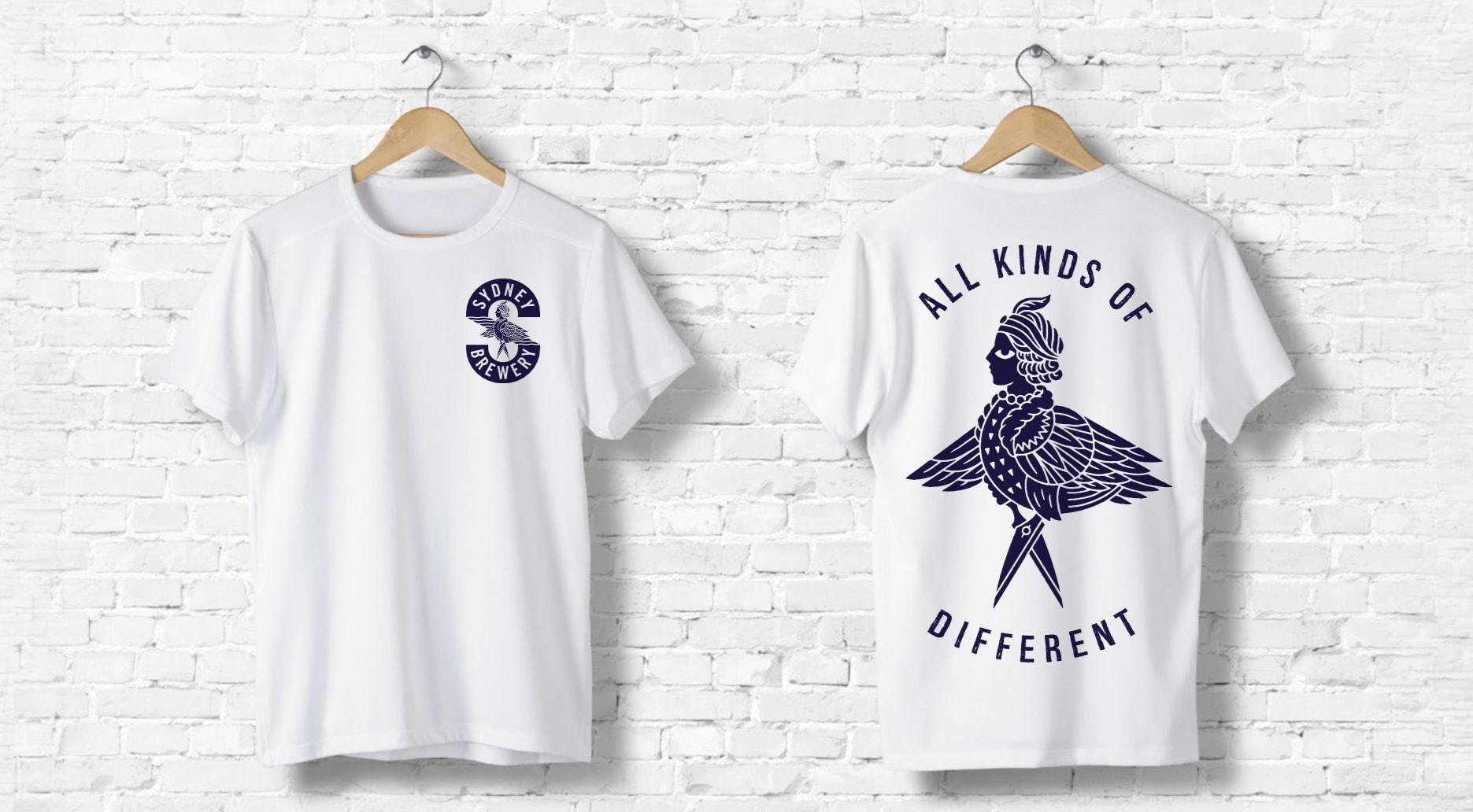 Surry Hills T-shirt White