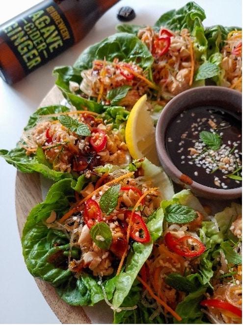 san choy bow recipe